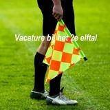 Het 2e elftal heeft vacature assistent-scheidsrechter