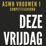 ASWH VR1 is van start in de competitie