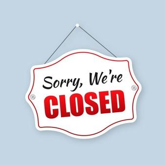 ASWH Shop zaterdag 18 september gesloten