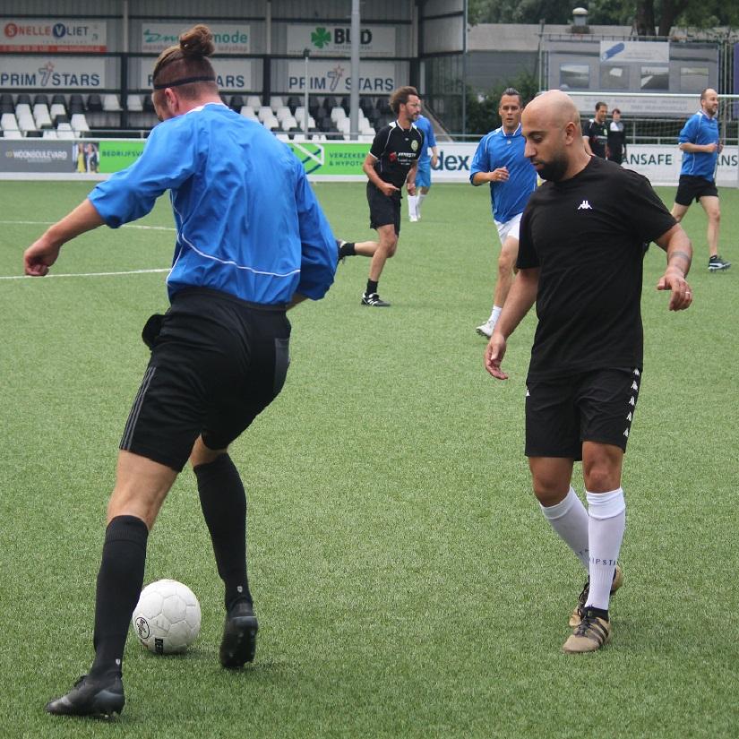 Geslaagd toernooi jeugdleiders en jeugdtrainers